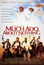 MUCH ADO ABOUT NOTHING (1993) ORIGINAL ONE-SHEET STYLE B MOVIE POSTER  -  ROLLED