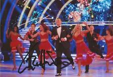 STRICTLY COME DANCING: CRAIG REVEL HORWOOD SIGNED 6x4 ACTION PHOTO+COA *PROOF*