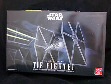 Bandai 1/72 Scale Star Wars Model Kit Tie Fighter Starflighters Starwars