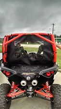 Can Am Commander/Maverick Max Doors Rear Window by HallcraftUTV