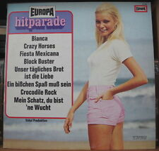 UDO REICHEL ORCHESTER HITPARADE 3 SEXY COVER GERMAN PRESS LP