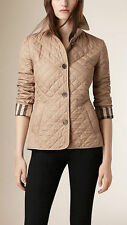 $595 BRAND NEW AUTHENTIC BURBERRY BRIT QUILTED JACKET COPFORD CHINO  Small