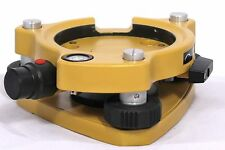 Laser Tribrach for Total Stations, GPS, Topcon, Sokkia, Trimbl, Leica, Nikon