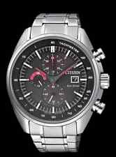 Citizen Eco-Drive Stainless Steel Chronograph Sports Watch CA0590-58E