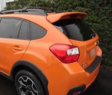FOR SUBARU XV CROSSTREK / IMPREZA WAGON Un-Painted Rear Spoiler 2012-2016