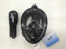 Thenice Easybreath Snorkel Diving Gear Fullface Mask Tribord Like