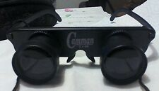 'WOW!' Sports & outdoor! ('FUN!') Eyeglass Styles Binoculars 3' X 28' With Case!