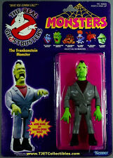 KENNER 1984 THE REAL GHOST BUSTERS MONSTERS FRANKENSTEIN MOC Sealed Rare