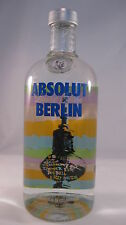 Vodka Absolut  BERLIN 0,7 Wodka