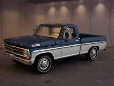 1972 FORD F-100 SHORT BED PICK UP TRUCK RARE 1/64 DIECAST COLLECTIBLE MODEL