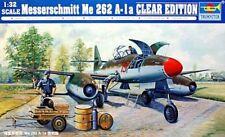 ◆ Trumpeter 1/32 02261 Messerschmitt Me262A-1a Clear Edition model kit
