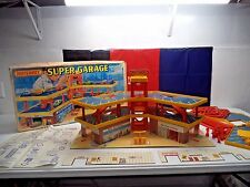 1979 LESNEY - MATCHBOX - SUPER GARAGE - 99% COMPLETE w/ EXTRAS - LQQK!!
