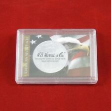 Frosty Coin Cases Holders for 1 oz American Silver Eagles, 36 count