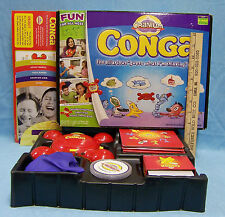 Cranium Conga Guess What Im Thinking Board Game Fun For All Ages Electronic