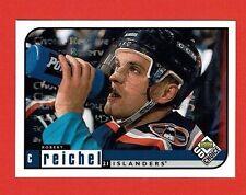 1998-99 UD Choice RESERVE parallel # 126 Robert Reichel NEW YORK ISLANDERS