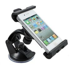 Vehicle Auto Car Truck Boat SUV Windshield Mount Stand Suction Tablet Holder