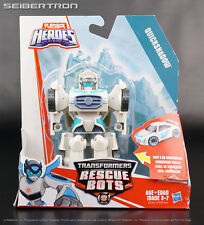 Rescan QUICKSHADOW Transformers Rescue Bots Playskool Heroes Female Autobot 2016