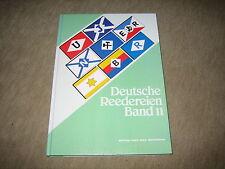 Deutsche Reedereien Band 11 von Uwe Detlefsen GUD, limitierte Auflage Nr. 233