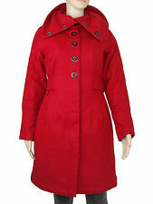 Firetrap womens red winter coat size extra small petite  (WC-FT004)