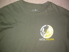 METAL MULISHA T SHIRT LARGE L . DIAZ UFC MMA BJJ JIU JITSU BOXING MUAY THAI NEW