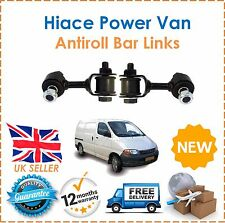 For Toyota Hiace Power Van Both Front Anti Roll Bar Stabiliser Link Bush NEW