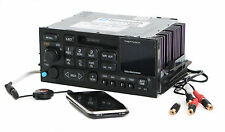 1995-2002 Chevy GMC Truck Van Radio AM FM Cassette Aux Input Bluetooth Music RCA