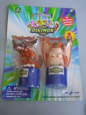 DIGIMON TIMBRINI LUMINOSI GREYMON E PATAMON