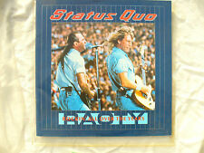 PROGRAMME STATUS QUO ROCKIN' ALL OVER THE WORLD 1990 + tickets