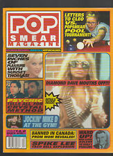 Pop Smear Magazine #14 February 1998 David Lee Roth Sunset Thomas