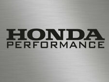 Honda Performance Car Vinyl Decal Stickers Race Van Window Civic CR-V Type R JDM