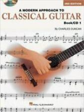 A Modern Approach To Classical Guitar Book 1 BK/online audio, Duncan, Charles, G