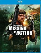Missing in Action [Blu-ray], Very Good-starring Chuck Norris