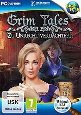 Grim valle * injustamente sospechado * hormiguero-juego PC CD-ROM