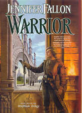 Fallon, Jennifer Warrior (Book 2 Of Wolfblade Triology) Very Good Book