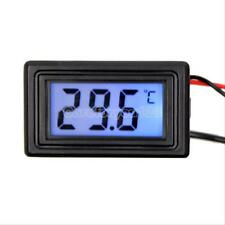 LED Display Digital Temperature Meter -50℃ to 110 ℃ Gauge Thermometer Sensor New
