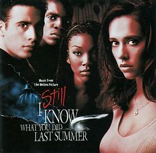 I STILL KNOW WHAT YOU DID LAST SUMMER - MUSIC FROM THE MOTION PICTURE / CD