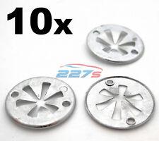 10x Volkswagen Chiusura Star Rondelle- VW Sottoscocca Calore Protezione