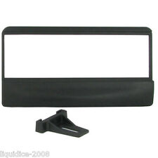 CT24FD01 FORD FOCUS MK1 1998 to 2004 BLACK SINGLE DIN FASCIA ADAPTER PANEL PLATE