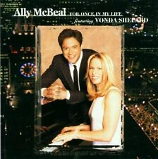 Ally McBeal For once In My Life Vonda Shepard Robert Downey Sting Al Green