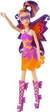 Barbie in princess power hero maddy poupée violet et orange CDY66