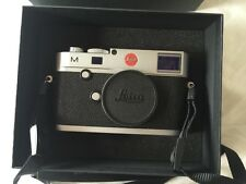 Leica  M (Typ 240) 24.0 MP Digital Camera - Silver Chrome (Body Only)