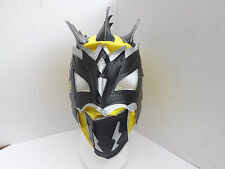 KALISTO-WRESTLER-CHILDREN-KIDS-WRESTLING-MASK-DRESS UP LUCHA DRAGONS yel