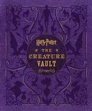 Harry Potter : The Creature Vault by Jody Revensen (2014, Hardcover)