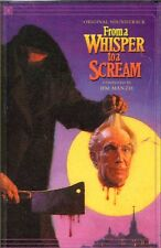 From A Whisper To A Scream OST Tape Terror Vision Jim Manzie Vincent Price