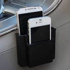 Car Holder Phone Charge Box Holder Pocket Organizer Seat Bag Storage Universal