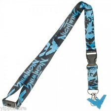 Nightwing DC Comics Licensed Lanyard Neck Strap Necklace ID Holder Keychain