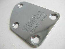 Vintage Yamaha Guitar Neck Plate for Project Repair