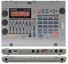 BOSS br-600 8 multi traccia Digital Studio di registrazione & POWER SUPPLY 800 900 80