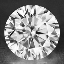 FIERY 0.57 Cts WOW SPARKLING FANCY WHITE COLOR NATURAL LOOSE DIAMONDS