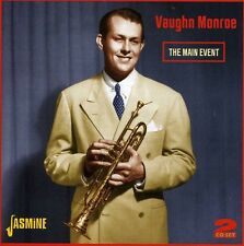 Main Event - Vaughn Monroe (2006, CD NIEUW)2 DISC SET